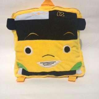 Tas boneka ransel tayo kuning/ tas anak pg
