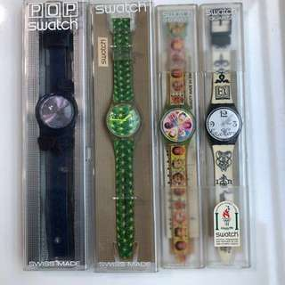 Vintage Swatch watches for sale