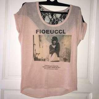 fioeuccl blouse
