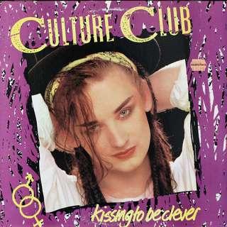 Culture Club Vinyl LP, used, 12-inch original pressing