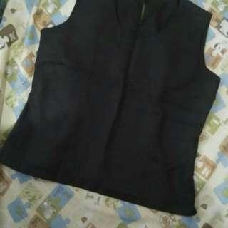 Office Attire Top + Skirt
