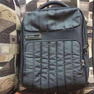 Carlton laptop bag