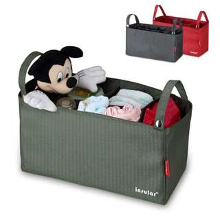 Insular Bag Organizer for Stroller