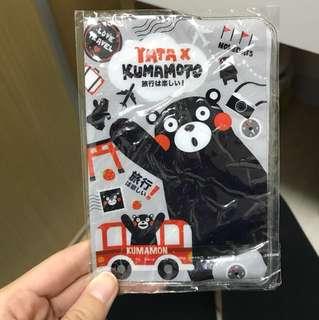 全新熊本熊passport套