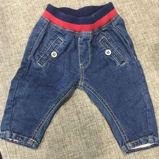 Mothercare Baby Jeans