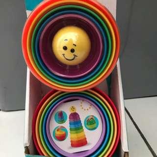 Fisher Price Toys mainan motoric anak 1-3thb