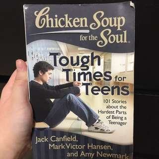 Chicken Soup for the Soul book for Teens