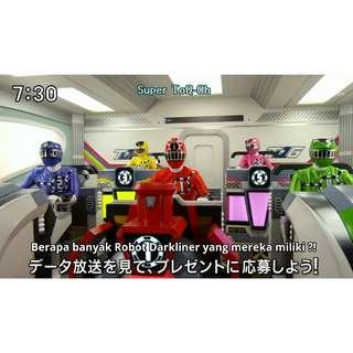 Ressha Sentai ToQger Indo Text Episode Lengkap