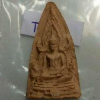 Thai Amulet -Phra Putthachinnaraj-clay