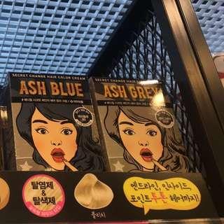 代購韓國染髮膏