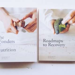 """The Wonders of Nutrition"" and ""Roadmaps to Recovery"""