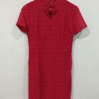 Dress Chiong Sam for IMLEK
