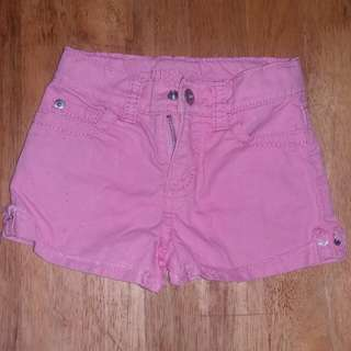 Authentic Guess pink short