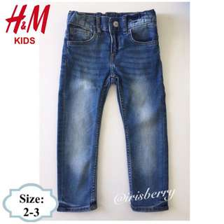 H&M Slim Fit Jeans / Denim