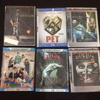 CD Film Drakor, Horror, Thriller