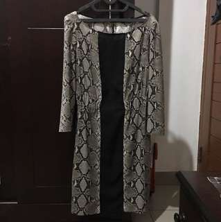 Mini Dress Zara original