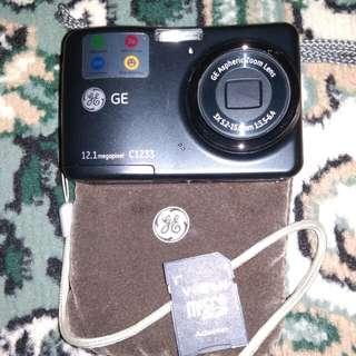 Kamera Saku GE