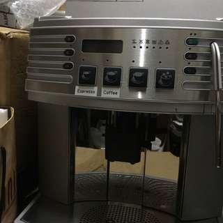 Mesin kopi espresso automatic