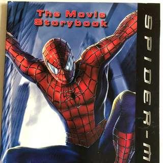 Spiderman: The Movie Book