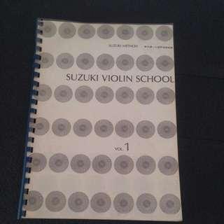 Free Suzuk Violin Method
