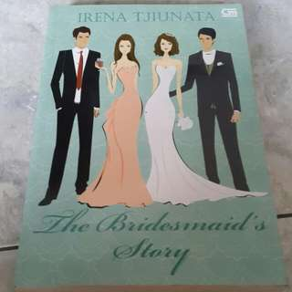 The bridesmaid's by irena tjunata