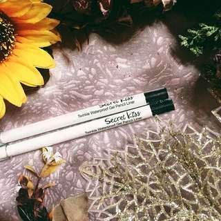 Secret Kiss Waterproof Gel Pencil Liner