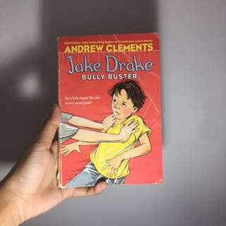 Jake Drake Bully Buster by Andrew Clements