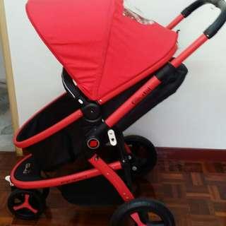 Gubbi ferro baby stroller