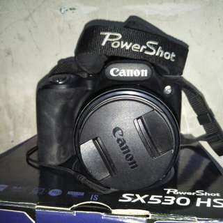 Camera Digital Canon Powershot SX530 HS