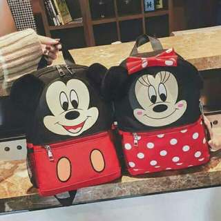 Mickey Minnie Mouse Bag