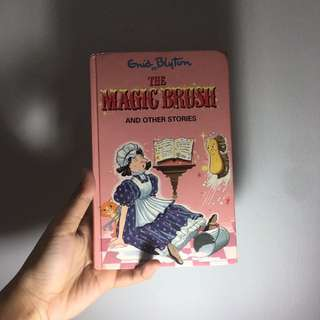 The Magic Brush and other stories by Guid Blyton