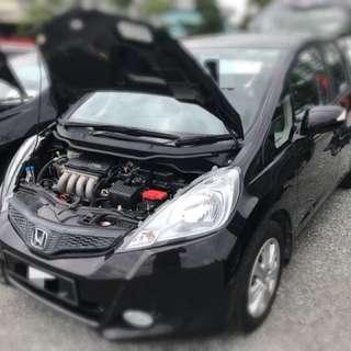Honda Jazz 1.5 Auto Tahun 2013