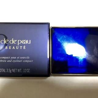 Cle De Peau Beaute Eyebrow and Eyeliner Compact
