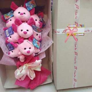 Stuff toys Bouquet (LIMITED OFFER)