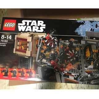 拉思塔大逃脫 LEGO 75180 Rathtar Escape