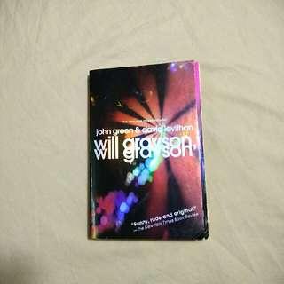 Will Grayson, Will Grayson by John Green and David Leviathan