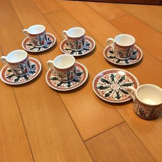 Expresso Cup (6 cups set)