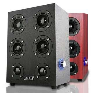 hpx7台式電腦音響迷你重低音炮 HK$299