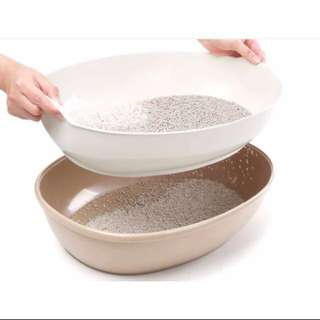 Pick and Sift Cat Litter Box