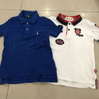 2pcs shirt ( 2-3 years)