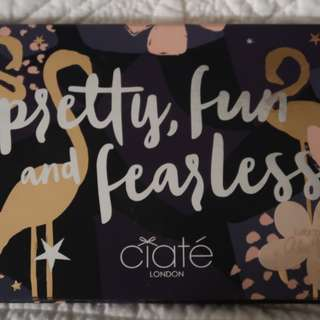 Pretty Fun and Fearless Palette