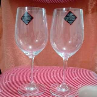 全新Riedel酒杯set/不議價