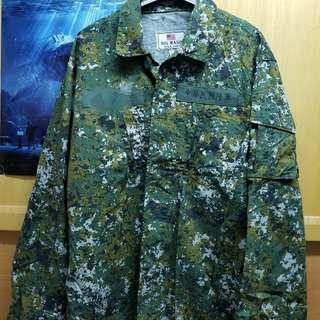 台灣現役陸軍數碼迷彩