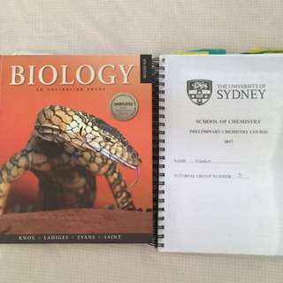 USYD First Year Science