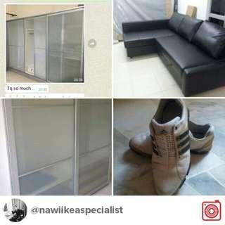 10% Discount Assemble/Dismantle IKEA furniture