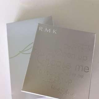 RMK UV powder foundation#101