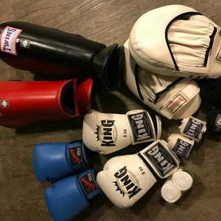 Boxing gears