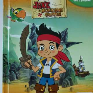 Jake and the Neverland Pirates Story Book