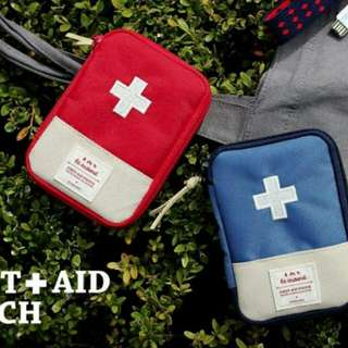 💛 Compact First Aid Pouch 💛