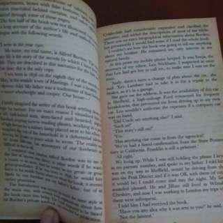 The Prestige novel